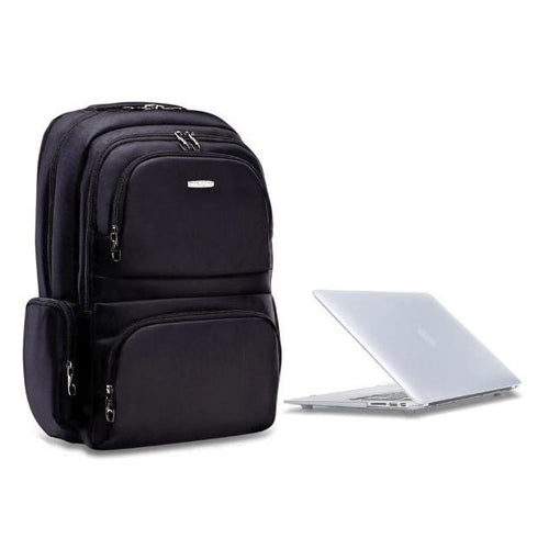 2a0ea785c34 Daily Steals-Polaris Laptop Backpack w/ Hidden Laptop Compartment &  Anti-Theft Zipper