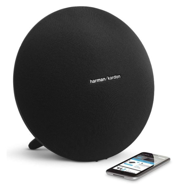 Harman Kardon Onyx Studio 4 Wireless Bluetooth Speaker Black (New Model)-Daily Steals