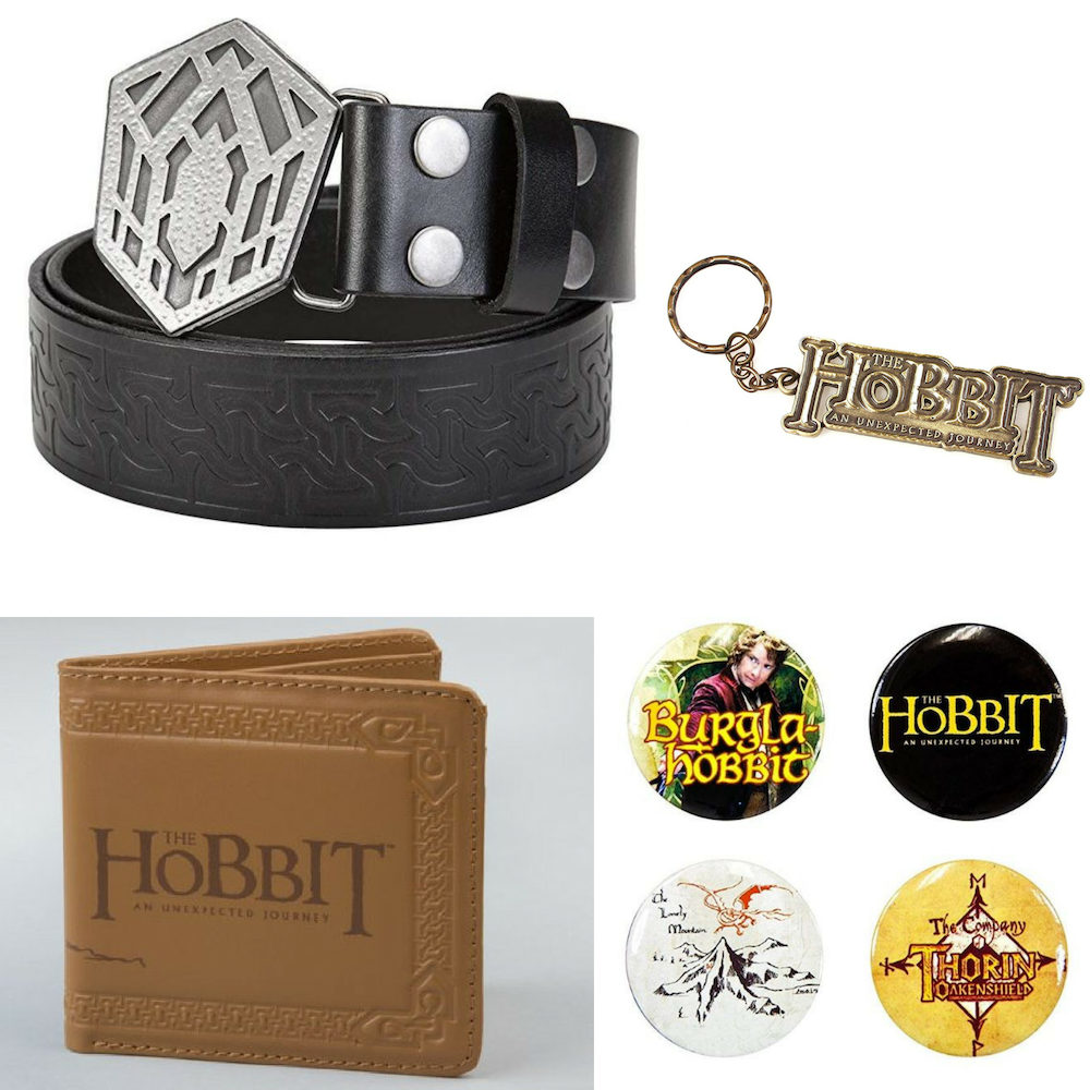 The Hobbit Bundle - Produit sous licence officielle-L / XL-Daily Steals