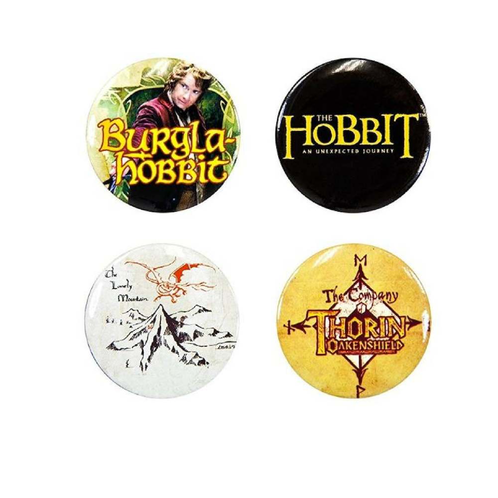 The Hobbit Bundle - Vol quotidien de produits sous licence officielle