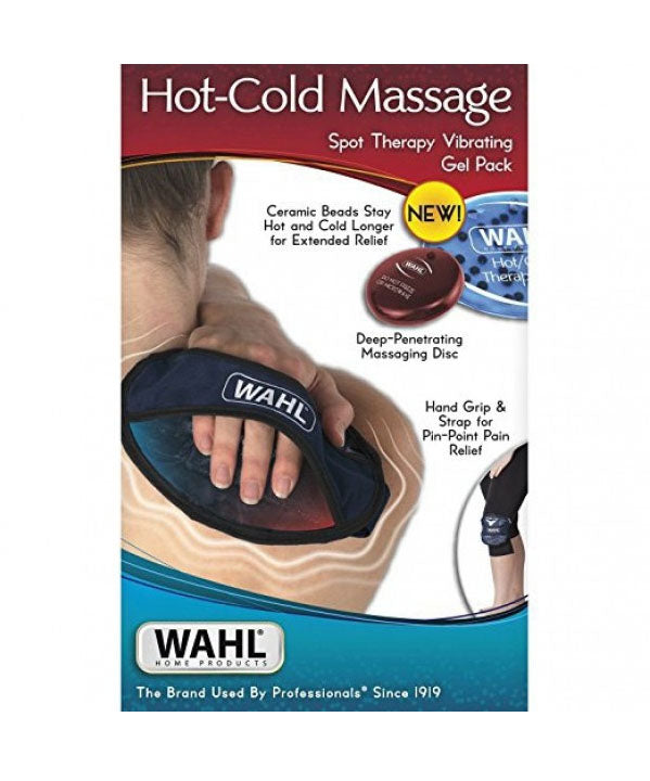 Wahl Hot-Cold Massage Spot Therapy Vibrating Gel Pack-Daily Steals