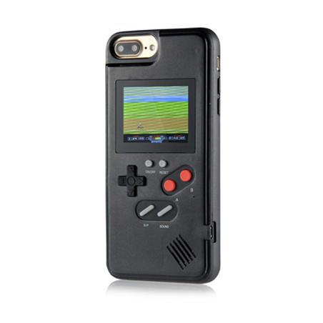 Retro Gameboy iPhone Case with 36 Games-Black-iPhone XS Max-Daily Steals