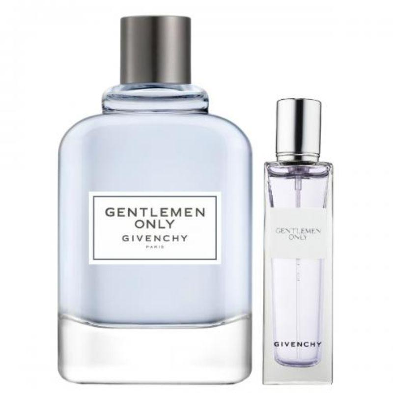Givenchy Gentlemen Only 2 Piece Set - 3.3oz Edt, 15ml Edt-Daily Steals