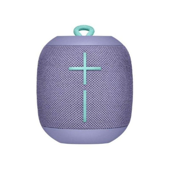 Ultimate Ears WONDERBOOM Waterproof Bluetooth Speaker-Lilac Purple-Daily Steals