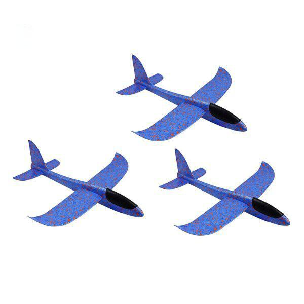 Glider Plane with Integrated LED Light - 3 Pack-Daily Steals