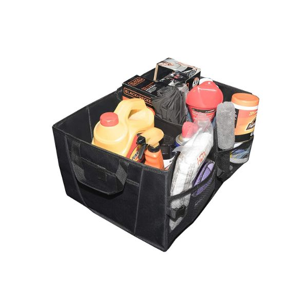 update alt-text with template Daily Steals-EcoAuto Car Trunk Organizer-Car Accessories-