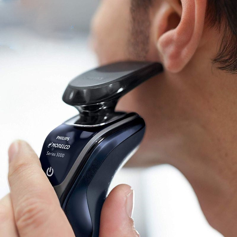 Philips Norelco Shaver 5550 w/ Turbo+ Mode, Wet/Dry Electric Shaver-Daily Steals