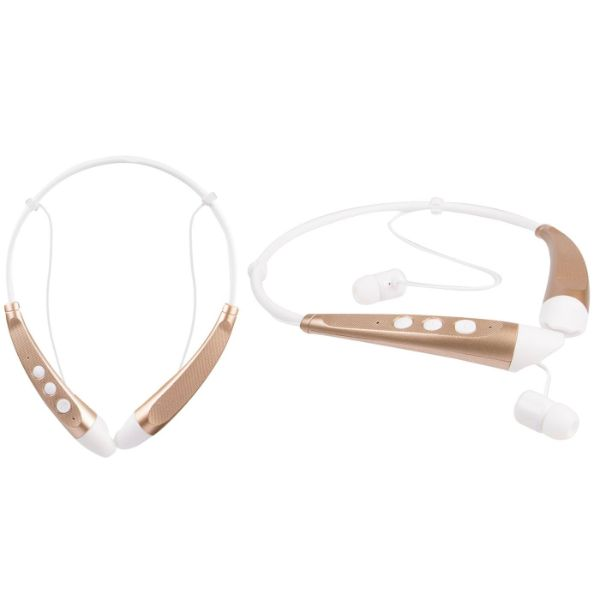 Écouteurs de sport sans fil Bluetooth Vivitar-Gold-Daily Steals