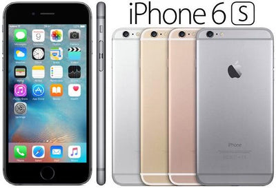 Daily Steals-Apple iPhone 6s Unlocked GSM 4G LTE Smartphone - 16GB (4 Colors)-Cellphones-