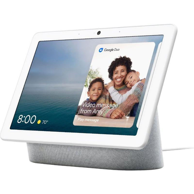 Google Nest Hub Max with Google Assistant-