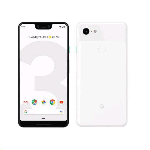 Google Pixel 3 - Unlocked-Clearly White-PIXEL 3 - 64GB-Daily Steals