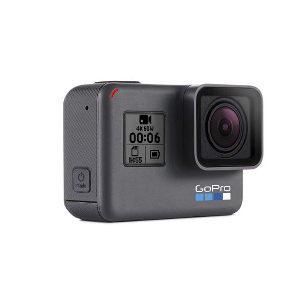 GoPro HERO6 Black — Waterproof Digital Action Camera for Travel with Touch Screen 4K HD Video 12MP Photos-Daily Steals