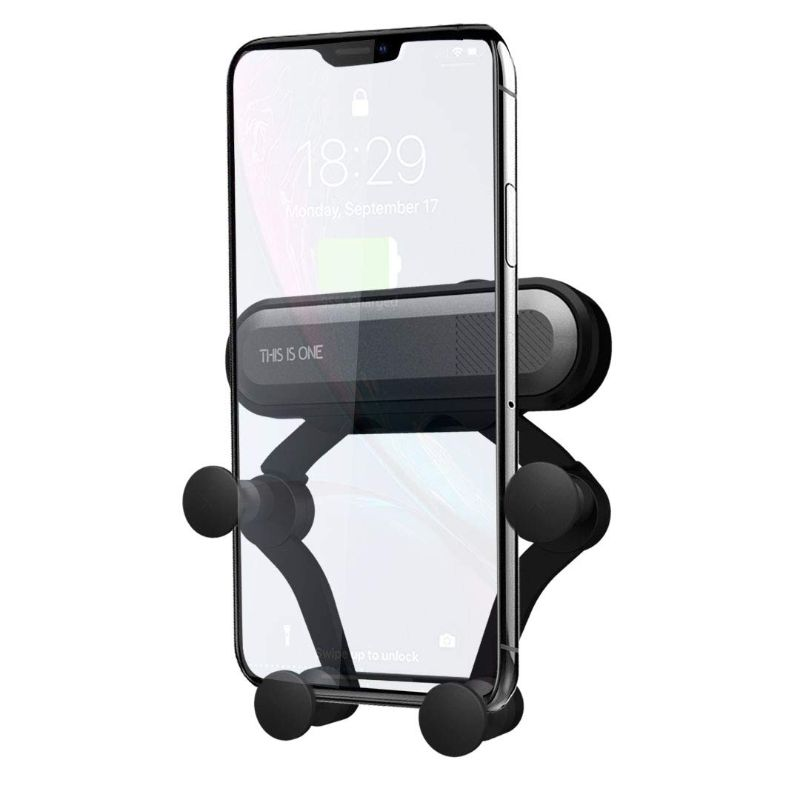 Gravity Car Phone Vent Mount Universal Cell Phone Holder-Daily Steals