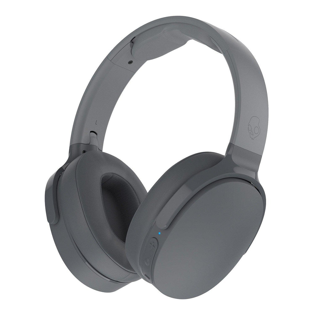 Skullcandy Hesh 3 Wireless Bluetooth Over-Ear Headphones-Gray-Daily Steals
