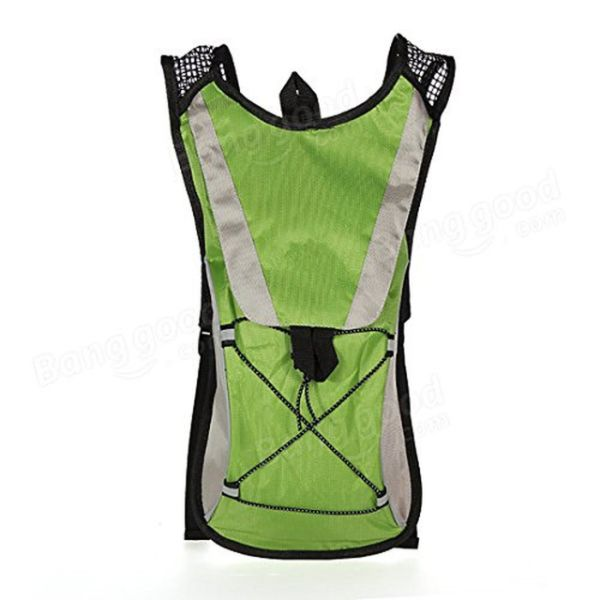 Daily Steals-2-Liter Multifunction Portable Hydration Backpack-Outdoors and Tactical-Green-