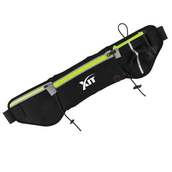Running Fanny Pack with Water Bottle Holder-Green-Daily Steals