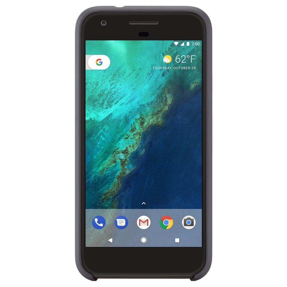 Google Pixel Case by Google with Three Protective Materials