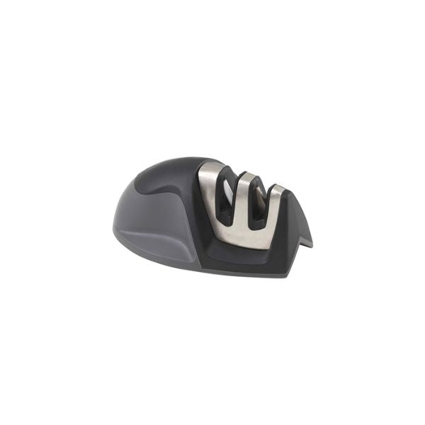 Grip Edge 2-Stage Knife Sharpener- 3 Colors-Black-Daily Steals