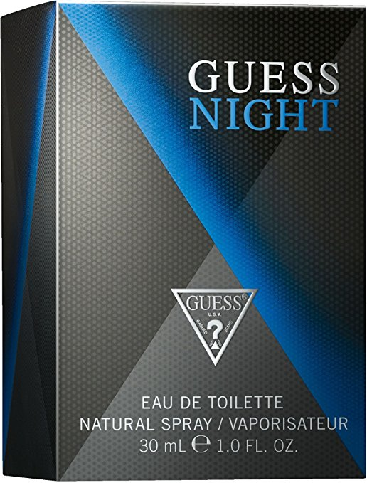 Daily Steals-Guess Night Men Eau De Toilette EDT - 2 Pack-Health and Beauty-