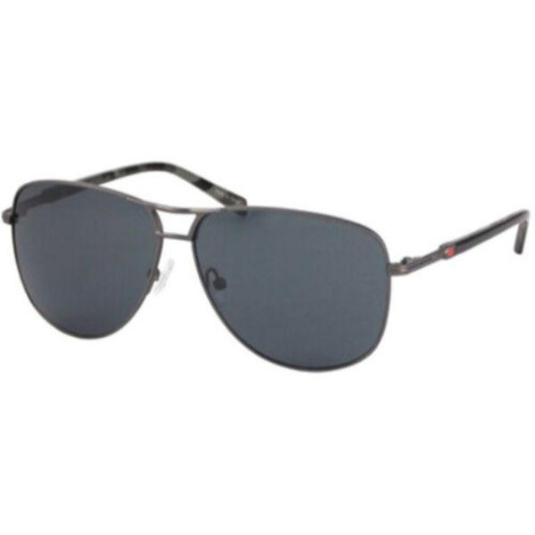 Tony Hawk Men's Classic Gunmetal Rx-able Aviator Sunglasses-Daily Steals