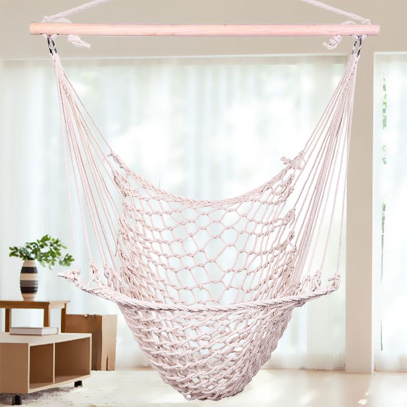 Cotton Rope Hammock Chair - 2 Pack