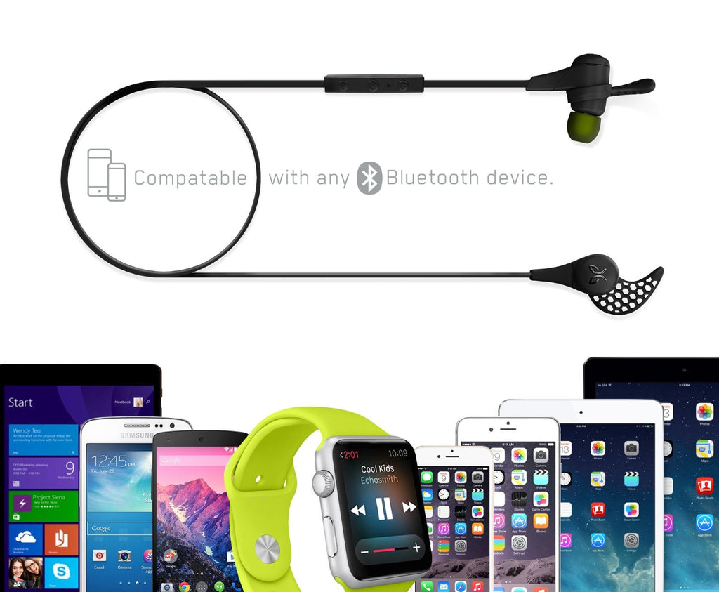 Daily Steals-JayBird X2 Sport Wireless Bluetooth Headphones with SignalPlus-Headphones-