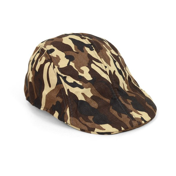 Winter Ivy Hat-Camo-Daily Steals