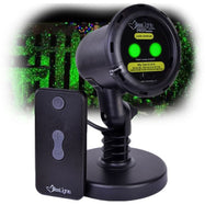 BlissLights Christmas Outdoor Indoor Smart LED Laser Lights - 2 Pack-Daily Steals