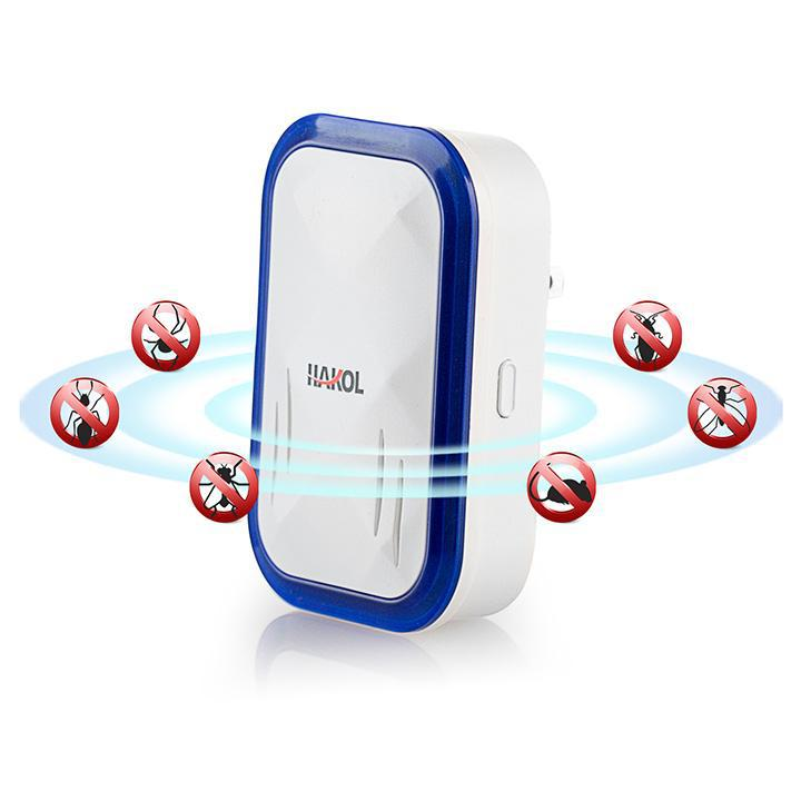 Daily Steals-Ultrasonic Pest Repeller Plug In - 2019 Version - 4 Pack-Home and Office Essentials-