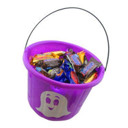 Halloween LED Light Up Trick-or-Treat Bucket - 3 Pack-Daily Steals