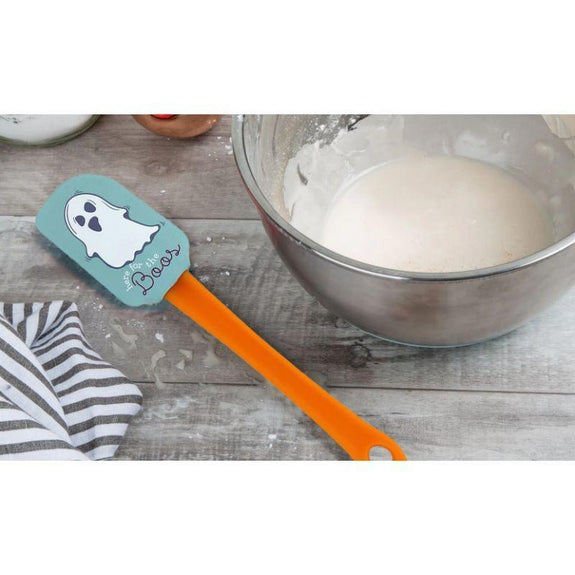 Halloween Special Everyday Use Silicone Spatulas Set - 6 Pack-