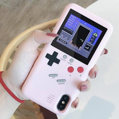 Retro Gameboy iPhone Case with 36 Games-Daily Steals