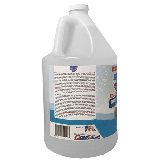 Hand Guard Antibacterial Hand Sanitizer, 70% Isopropyl Alcohol - 1 Gallon-
