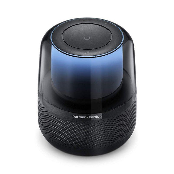 Harman Kardon Allure Voice-Activated Home Speaker with Alexa, Black-Daily Steals
