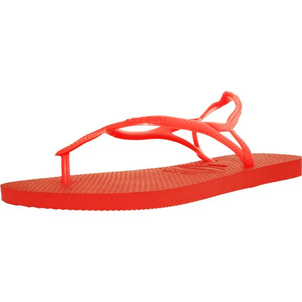 Havaianas Women's H. Luna Coral New Rubber Sandals-Daily Steals