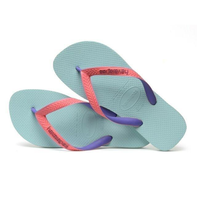 Daily Steals-Havaianas Boy's H. Top Mix Ankle-High Rubber Sandals-Accessories-Grey-4 Boys-