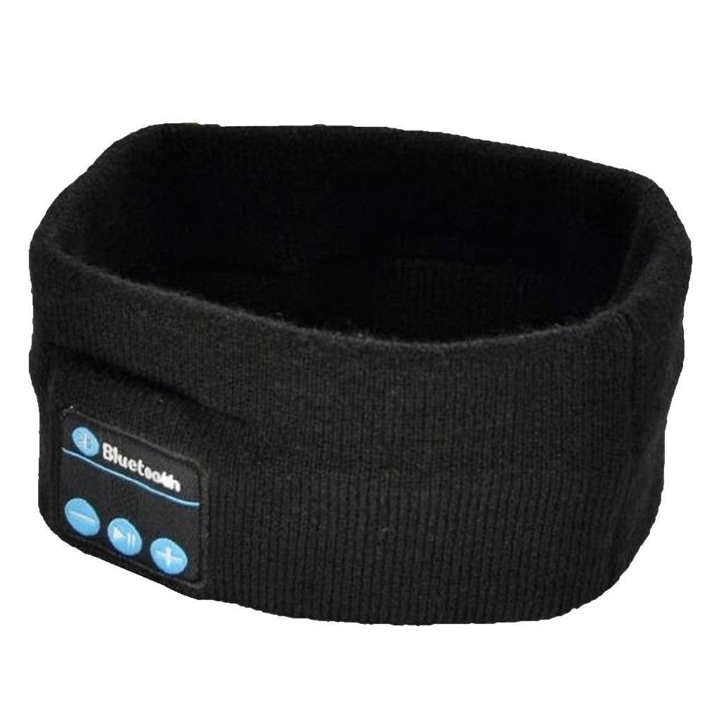 Sports Bluetooth Headband with Built-In Bluetooth Headphones-Daily Steals