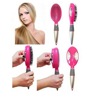 Pro Salon Self-Cleaning Hair Brush