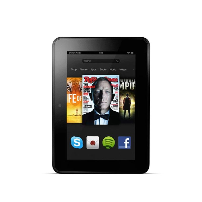 "Kindle Fire HD 7"" with Dolby Audio (2nd Gen)-16GB-Daily Steals"