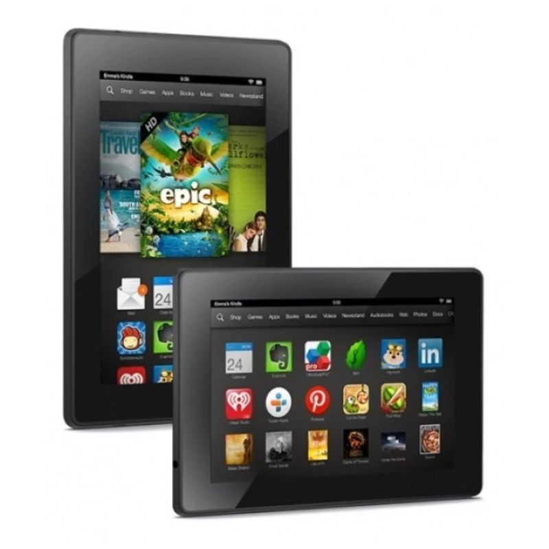 "Kindle Fire HD 7"" with Dolby Audio (2nd Gen)-Daily Steals"