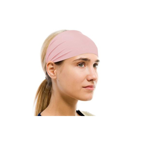 Unisex Moisture-Wicking Sweat Band - 2 Pack-Light Pink-Daily Steals