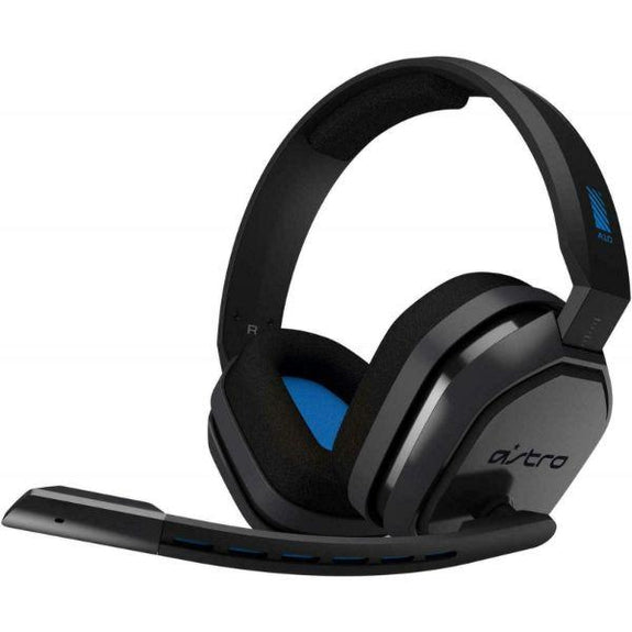 ASTRO Gaming A10 Wired 3.5mm Gaming Headset-Blue - PlayStation 4-Daily Steals