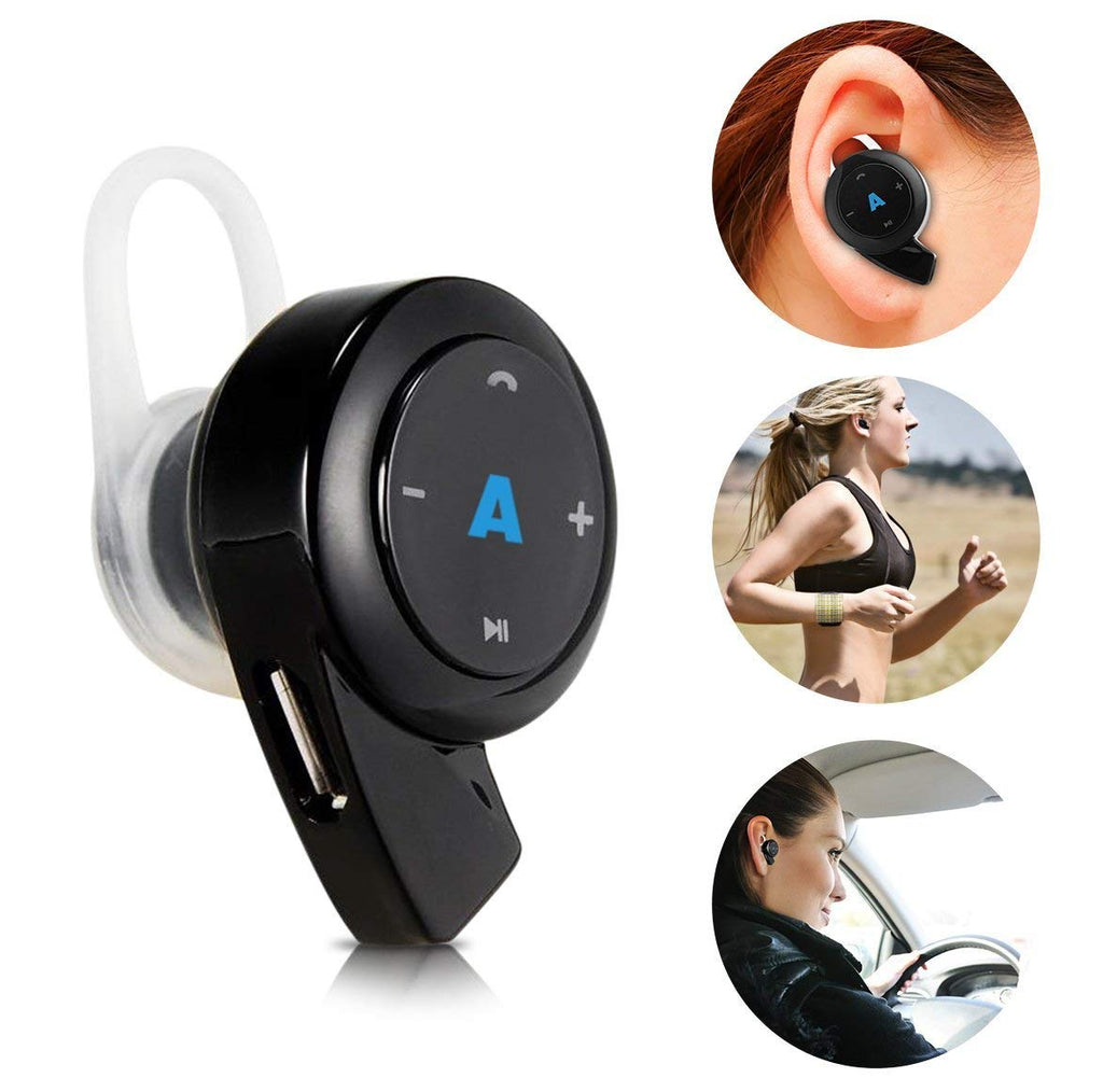 Daily Steals-High Definition Mini Bluetooth Stereo Headset-Headphones-