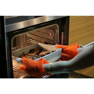 Heat Resistant Silicone Cooking Gloves-Daily Steals