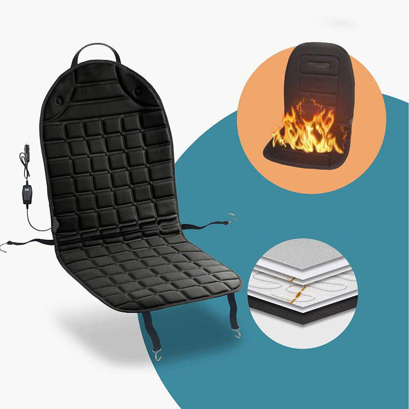 Heated Seat Cover and Warmer - 2019 Version-Daily Steals
