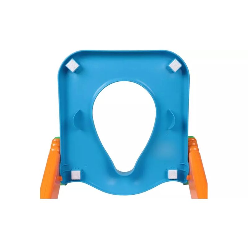 Portable Folding Kids Potty Training Seat with Step Stool Ladder