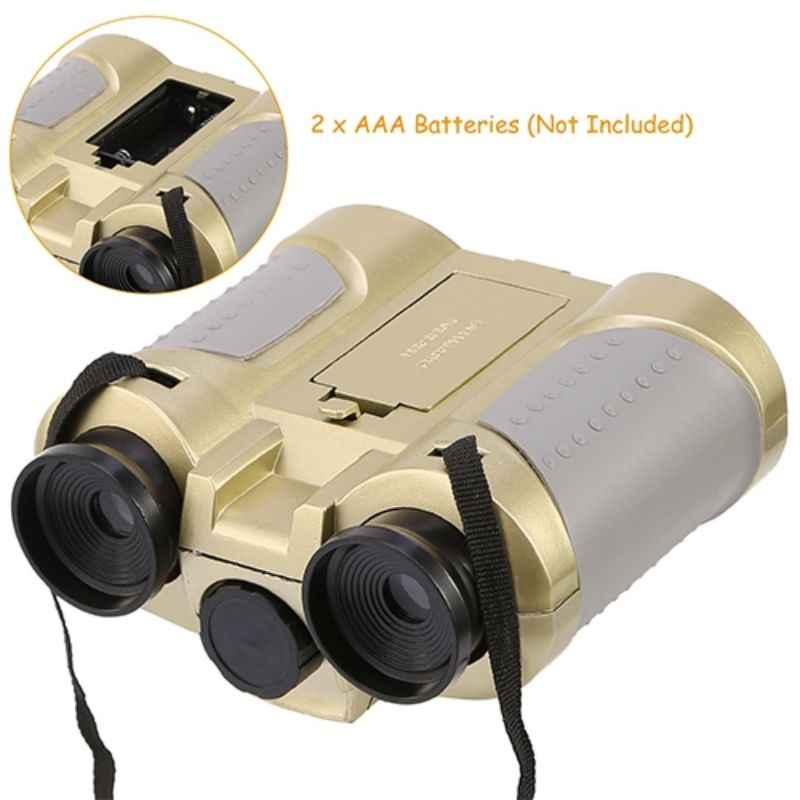 Night Scope Secret Spy Binoculars - For Children