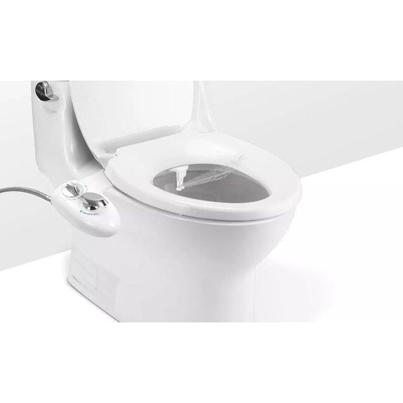 Cold Water Spray Bidet, Self-Cleaning, Dual Nozzle Bidet, Feminine Wash-Daily Steals