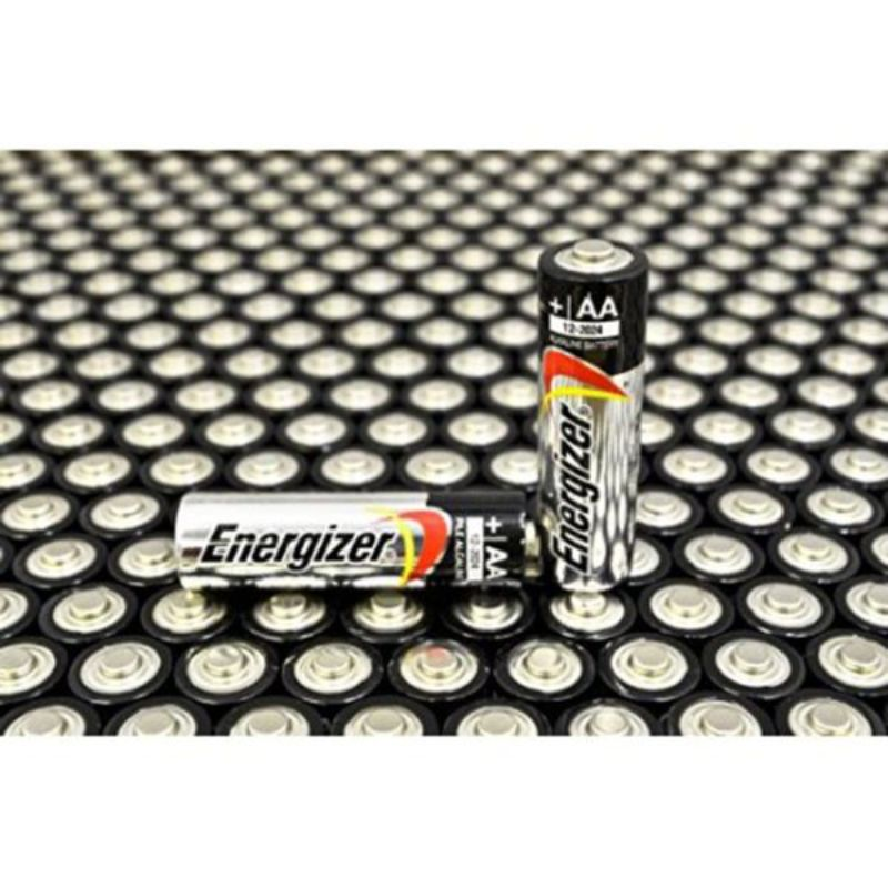 Energizer AA eller AAA Max Alkaline Batteries - 20 Pack-Daily Steals