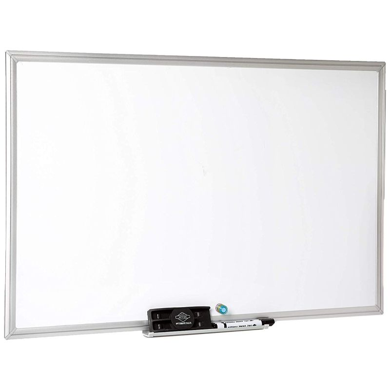 Home/Office Wall Mounted Dry Erase Magnetic Whiteboard-Daily Steals